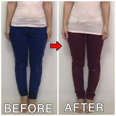 太ももマイナス4.3cm!!下半身痩せ大成功❤の記事に添付されている画像