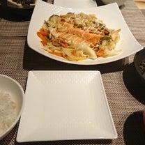 鮭のちゃんちゃん焼きの記事に添付されている画像