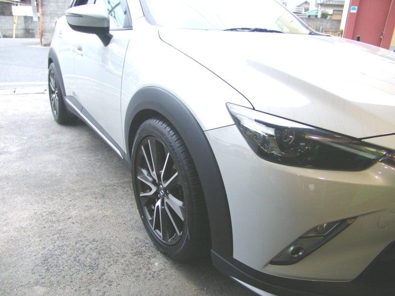 姫路(兵庫県姫路市)マツダ CX-3 タイヤ交換