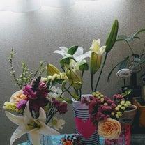 2/23*今朝の花いろいろ♡の記事に添付されている画像