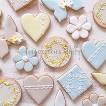 明日3/20〆切 アイシングクッキーワークショップ @hum&goの記事に添付されている画像