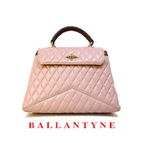 BALLANTYNE(バランタイン) キルティング2WAYハンドバッグの記事に添付されている画像
