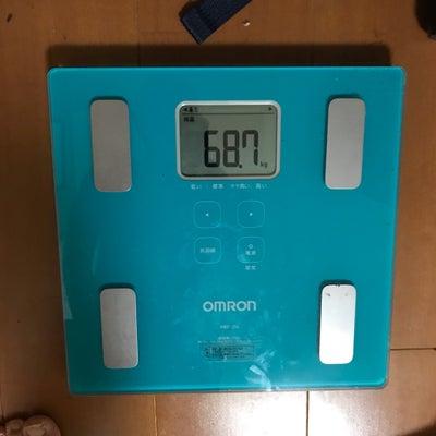 2019/2/23 体重(炭酸水ダイエット105日目)の記事に添付されている画像