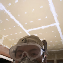 倉庫内ショールーム建設はじまりました。④ 内装DIY サンダー シーラー編の記事に添付されている画像