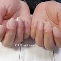 お客様nailの記事に添付されている画像