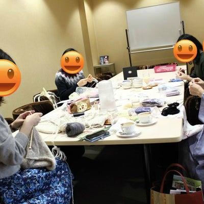 【土曜日】追加ニットカフェを開催しましたの記事に添付されている画像