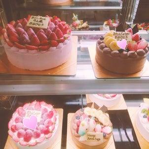 いちごたくさんケーキの画像