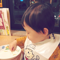 一歳2ヶ月の息子の記事に添付されている画像