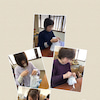 有松鳴海絞会館で絞り体験~の画像
