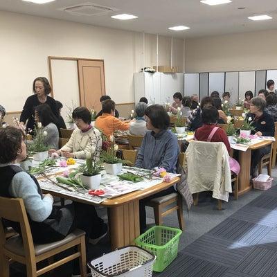 君津駅前スラタンの会~お雛様アレンジ~の記事に添付されている画像