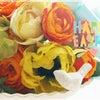 Happy Easter♡イースターのアレンジ「Canary」◆3月のマンスリーレッスンの画像