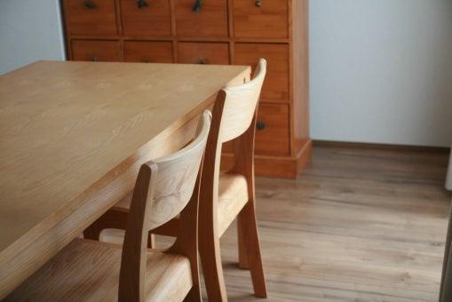 知ってた!? テーブルと椅子のちょうどいい高さ