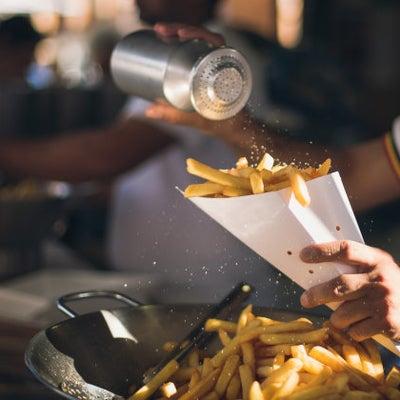 健康のためには食事制限がある!第一歩はポテトは6本まで!の記事に添付されている画像