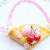 Sweet Sweet Festival♡イースターバニーの春色クレープの画像