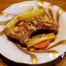 中華風ポークリブ煮込み♪ Brased Pork Rib & Celeryの記事より