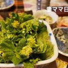 菜の花とお魚のしゃぶしゃぶ♪ Spring Fish Shabushabuの記事より