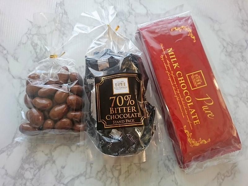 芥川 製菓 チョコレート