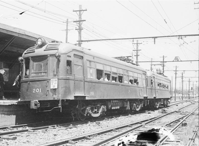山陽電気鉄道200形電車