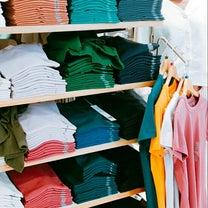 カラフル!UNIQLOのTシャツ1000円の記事に添付されている画像