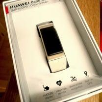 Huawei Band3Pro 購入!の記事に添付されている画像