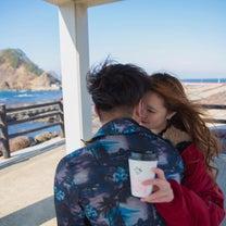 山形県鶴岡市で撮影したカップルフォトのお客様です!の記事に添付されている画像