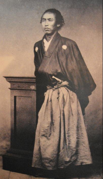 仁 坂本 龍馬