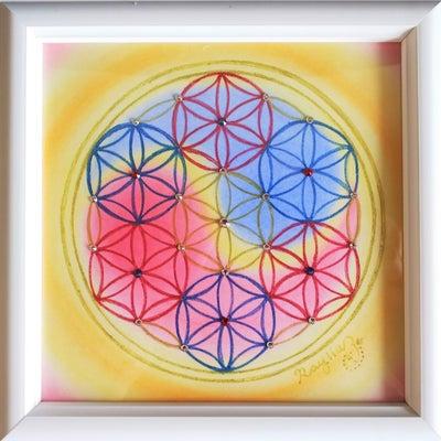 Awakening Geometry ~魂の目覚めをサポートする神聖幾何学~ あの記事に添付されている画像