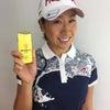 女子プロゴルファー 木戸愛(きど めぐみ)選手と新たにスポンサー契約(17.02.01)の画像