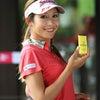 女子プロゴルファー インタビューの画像
