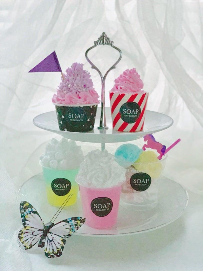 sweets soapコース認定講師養成講座の記事より