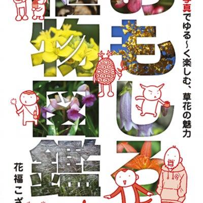 書籍 『おもしろ植物図鑑:マンガと写真でゆる~く楽しむ、草花の魅力 』 花福こざの記事に添付されている画像