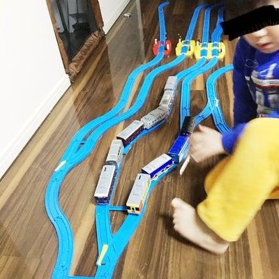 乗り鉄の記事に添付されている画像