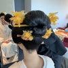 結婚式出張ヘアメイクblog/白無垢+日本髪の花嫁@ホテルニューーオータニにての画像