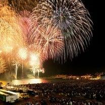 ハウステンボスの花火の記事に添付されている画像