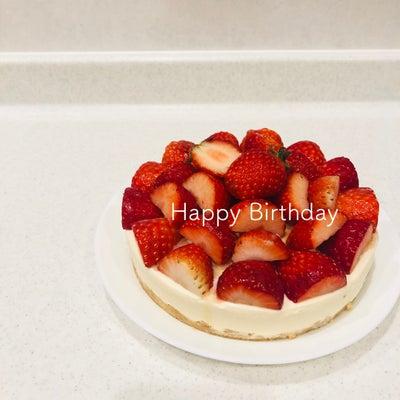 夫のお誕生日の記事に添付されている画像
