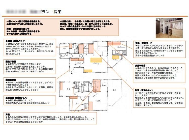 【新規募集】阪神間・大阪限定;対面のみ/ご自宅の『動線から設計する収納サポート』