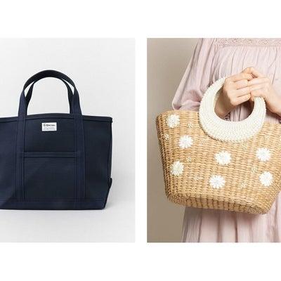刺しゅうトートバッグ、キャンバストートバッグなど、バッグ・鞄のおすすめ!人気、フの記事に添付されている画像