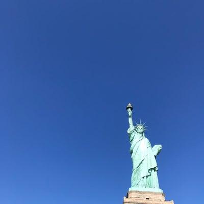 Statue of Libertyの記事に添付されている画像