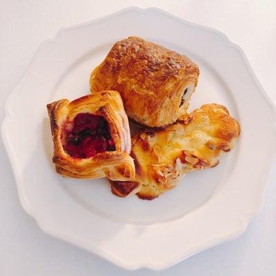 甘いパンと納豆ごはん。の記事に添付されている画像