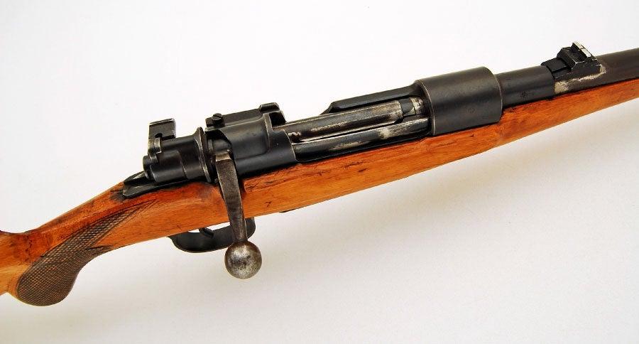 撃つためのデザイン 「モーゼル銃」   戦車兵のブログ