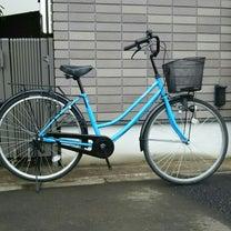 リサイクル自転車【完売御礼】の記事に添付されている画像