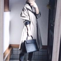 GUのAラインシャツワンピースをオフィスカジュアル風に着るの記事に添付されている画像