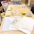 博多阪急ユトリエ ポーセラーツレッスン〜マグカップ作りご報告の記事より