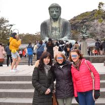 イギリス人の友達来日!鎌倉で英会話♪の記事に添付されている画像