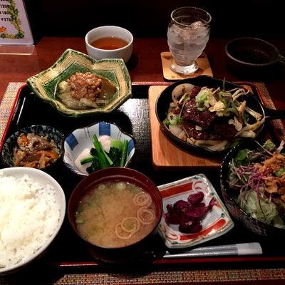 柔らかジューシーお肉ランチ「鉄板割烹 宮」 #神戸 元町・トア山手の記事に添付されている画像