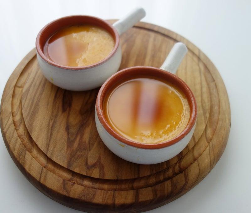 かぼちゃ プリン 豆乳