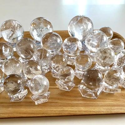 レムリアの水晶たち 石の販売会のお知らせの記事に添付されている画像