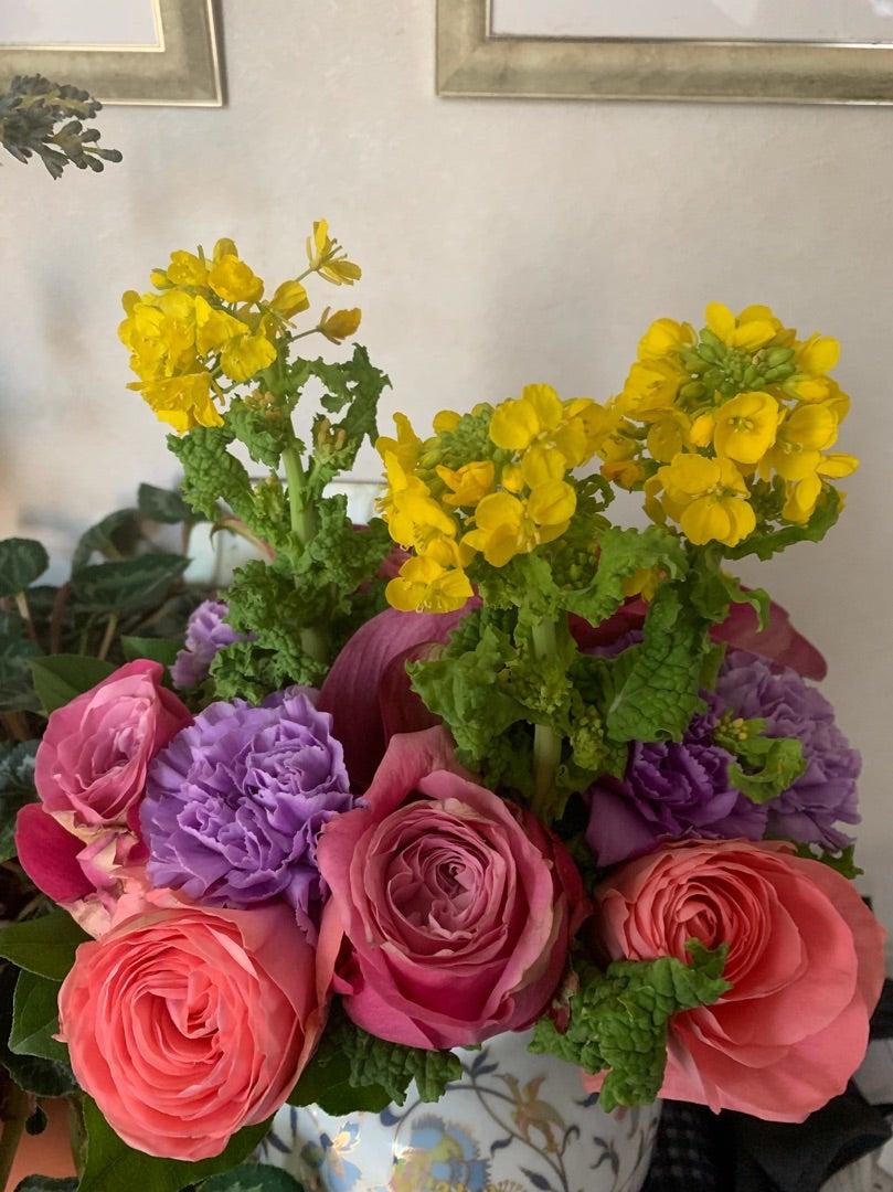 本日のブログは【冬眠から覚めてお庭仕事!「葉凪」さん】です。