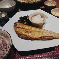 大戸屋で焼き魚定食の記事に添付されている画像