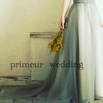 primeur  wedding始めました!!の記事に添付されている画像